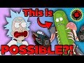 Film Theory Pickle Rick ACTUALLY WORKS Rick And Morty Feat DAN HARMON