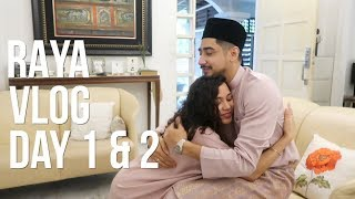 HARI RAYA VLOG feat. BABY ARIF JIWA , FAMILY & FRIENDS