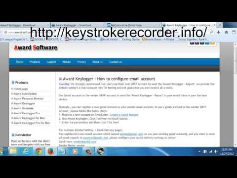 How to Use an Invisible Keylogger to Monitor Internet Activity (PC & MAC)
