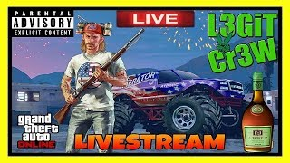 GTA V! Grown Folks Drinking And Gaming Grand Theft Auto 5 Style! ( GTA V Live Stream )