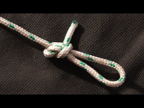 Learn How To Tie The Perfection Loop Fishing Knot
