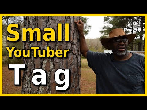 Small YouTuber Tag | Outdoorpreneur's Podcast Episode 3
