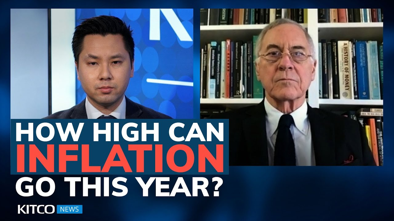 'Threatening' inflation is finally showing; how will the Fed respond? Steve Hanke