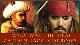 The Real Captain Jack Sparrow