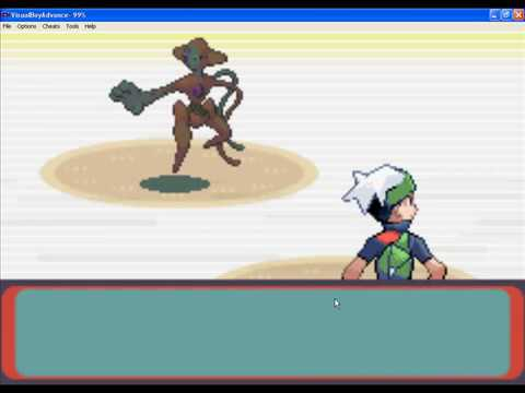 Catching Deoxys Without ticket !!!