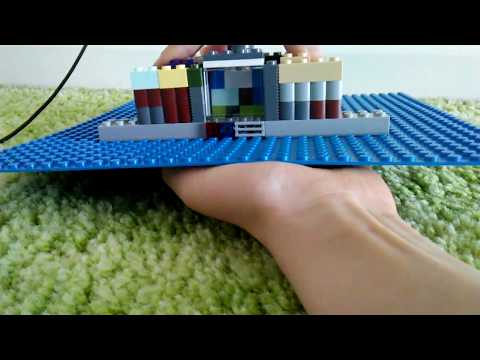 How to make a working lego T.V