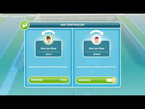Simsfreeplay - Reverse Age for Free after  French Romance Update