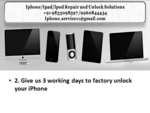 09833098597 - Iphone 3gs 4 4s 5 5S 5C USA ATT AT&T Verizon Sprint factory unlock in Mumbai India