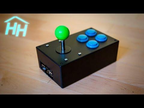 Make a Raspberry Pi Portable Arcade Console (with Retropie)