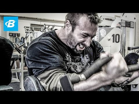 Back and Biceps Workout | Kris Gethin's 4Weeks2Shred | Day 1