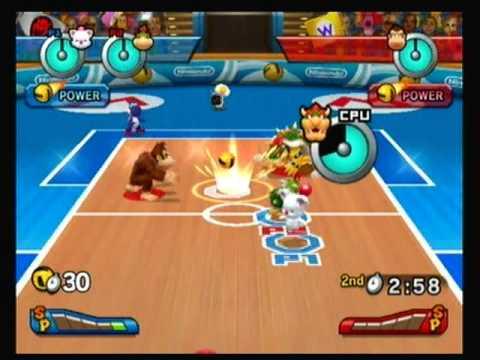 Dazzle Capture Card Test 2 - Mario Sports Mix (Dodgeball)