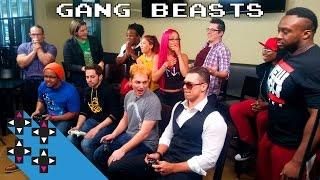 Smosh Games & UpUpDownDown Gang Beasts Battle Part 2! — Gamer Gauntlet