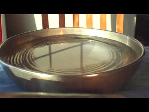 Tibetan Singing Bowl - Water Time Distortions