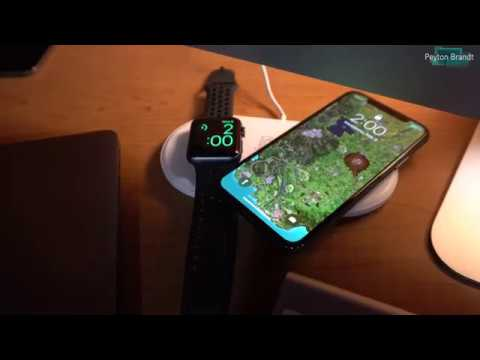 Asunflower Mini Airpower Wireless Fast Charger Review