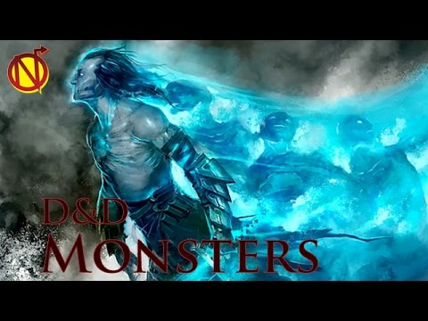 D&D Ghost Horrify Your Players| Dungeons and Dragons Monsters
