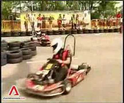 Motorsports Carnival goes to the heartlands in Punggol