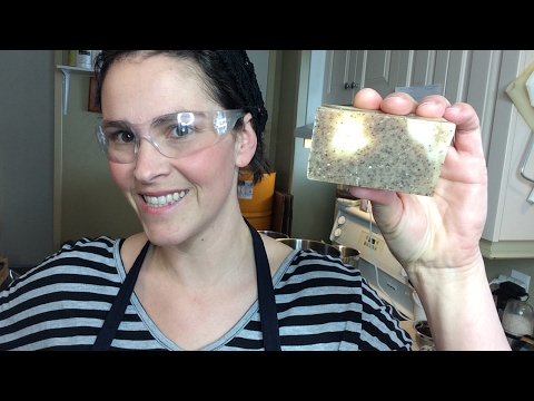 🔴 Join me as I make my Strong Brewed Coffee Soap! - Live Video