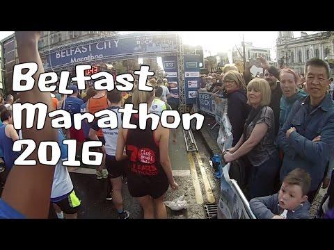 Belfast City Marathon 2016