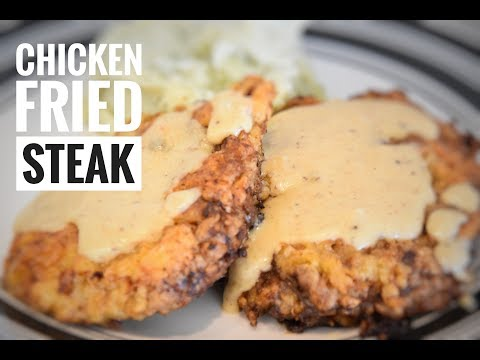How To Make Chicken Fried Steak And Gravy - Pressure Cooker Recipes