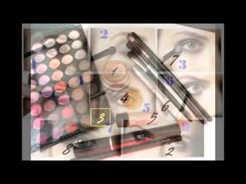 How To Do The Eye Makeup