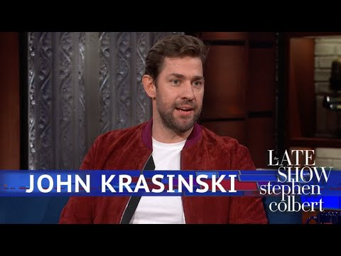 John Krasinski Was Ready To Quit Acting Before 'The Office'