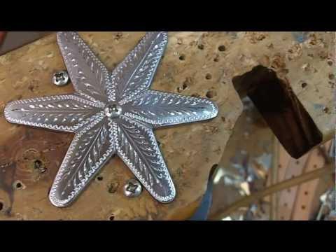 Spur Making - Rowels for Handmade Spurs - Metal Working