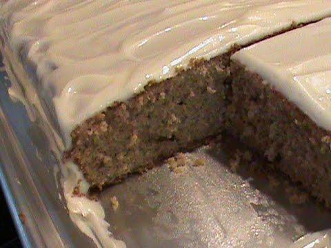 Milk Chocolate Sheet Cake With Cream Cheese Icing