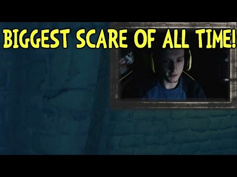 Biggest Scare of All Time (Scary Games)