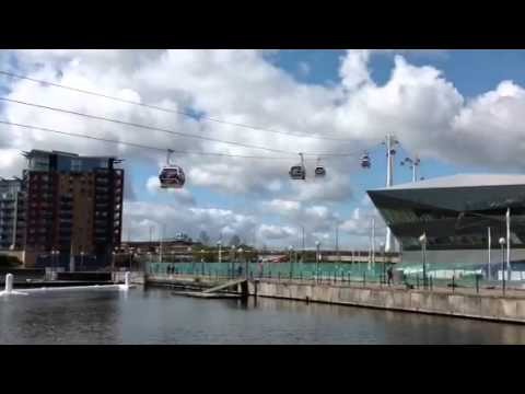 Emirates Cable Car London