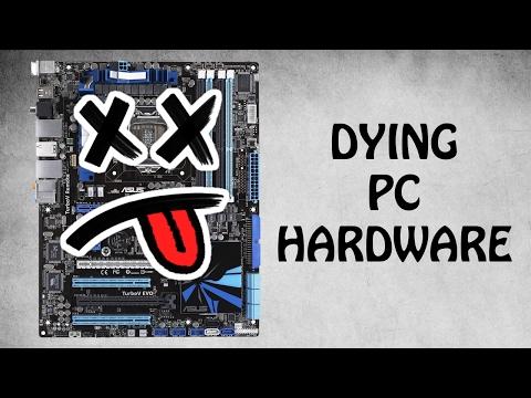 💻Symptoms of failing PC Hardware