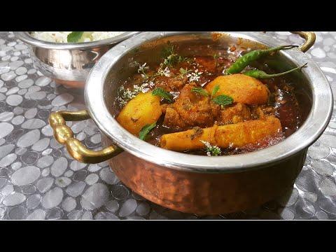 Hyderabadi Mutton Khorma
