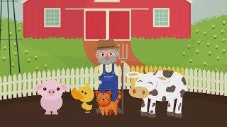 Old Macdonald Had A Farm Nursery Song