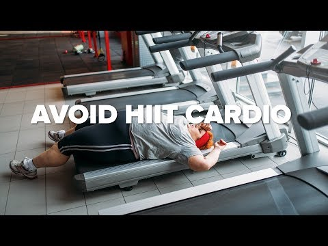 Heavy People Should NOT Do HIIT Cardio