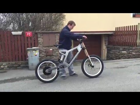 Boxxbike first time out
