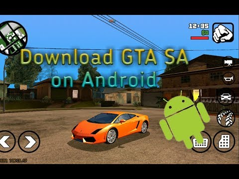 Tutorial:How To Download And Install GTA SA in Android For Free