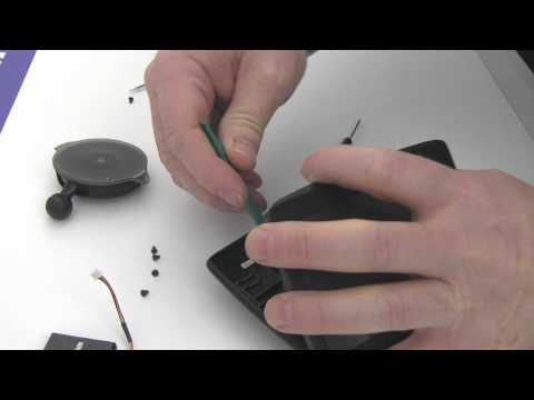 How To Replace Your TomTom Via 1405M Battery