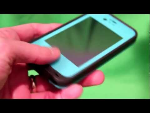 LifeProof iPhone Case Review.  Water Proof, ShockProof, Dirt Proof and Snow Proof iPhone Case