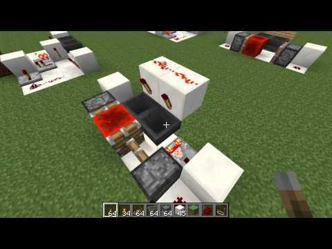 Minecraft - Tutorial: Hopper Timer