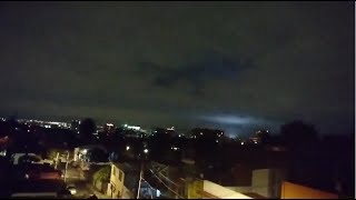 Strange EARTHQUAKE LIGHTS Spotted After Deadly Mexico Quake | What
