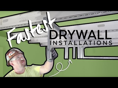 Fastest Drywall Ceiling Installations - Armstrong Ceiling Solutions