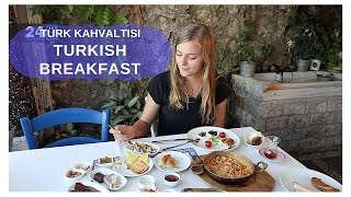 Turkish Breakfast - Türk Kahvaltısı