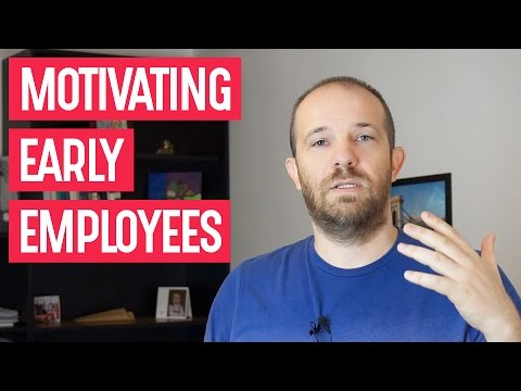 What motivates an early employee to work in a startup? - Bobby's Minute, ep. 86