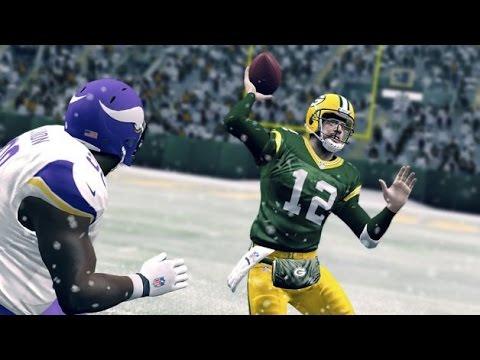 Madden 15 Ultimate Team Packers Playbook Breakdown