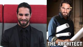 Seth Rollins Considers His Own WWE Alter Ego | SportsCenter | ESPN