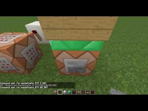 Minecraft | Vanilla Warps and Set Teleporting