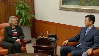S  Korean officials meet with US, Japan diplomats
