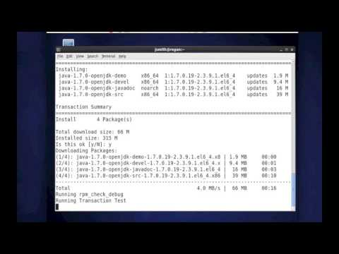 How to install OpenJDK on Linux by Johnathan Mark Smith