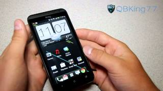 How To Take A Screen Shot On The Htc Evo 4g Lte Htc One X One S And M