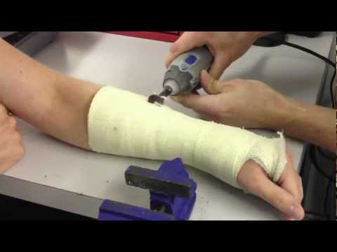 Cutting Marks cast off!