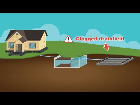 Septic tank problems explanation